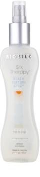 Biosilk Silk Therapy Spray für einen Strandeffekt