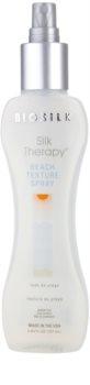 Biosilk Silk Therapy spray para efeito de praia
