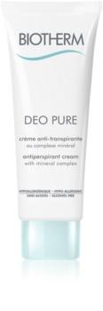 Biotherm Deo Pure crème anti-transpirante
