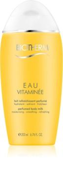 Biotherm Eau Vitaminée Moisturizing and Refreshing Body Milk