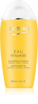 Biotherm Eau Vitaminée освіжаюче молочко для тіла
