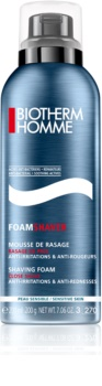 Biotherm Homme pjena za brijanje za osjetljivo lice