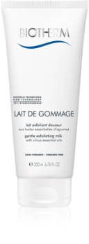 Biotherm Lait De Gommage jemné exfoliační mléko
