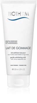 Biotherm Lait De Gommage lapte de corp exfoliant