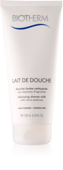 Biotherm Lait De Douche Cleansing Shower Milk with Citrus Essences
