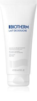 Biotherm Lait De Douche crema de ducha limpiadora con esencias de cítricos