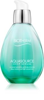Biotherm Aquasource Deep Serum hydratační hloubkové sérum