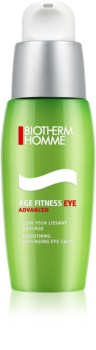 Biotherm Homme Age Fitness Advanced Eye zaglađujuća krema za oči protiv starenja