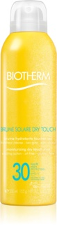 Biotherm Brume Solaire Dry Touch lotiune hidratanta pentru plaja cu efect mat SPF 30