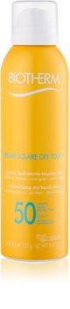 Biotherm Brume Solaire Dry Touch névoa solar hidratante com o efeito matificante SPF50