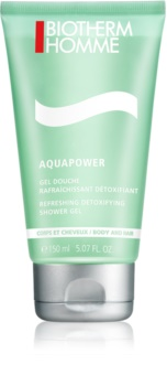 Biotherm Homme Aquapower Refreshing Shower Gel for Body and Hair