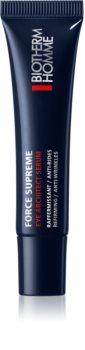 Biotherm Homme Force Supreme feszesítő szemszérum a ráncok ellen