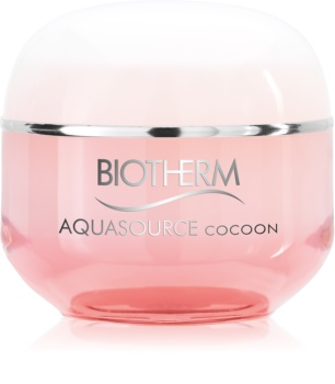 Biotherm Aquasource Cocoon feuchtigkeitsspendendes Gel-Balsam für normale und trockene Haut