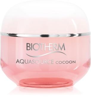 Biotherm Aquasource Cocoon hydratačný gélový balzam pre normálnu až suchú pleť