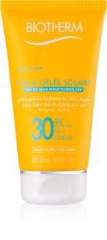 Biotherm Aqua-Gelée Solaire gel solar hidratante SPF 30