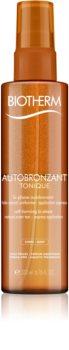 Biotherm Autobronzant Tonique Twee Componenten Zelfbruinende Olie voor het Lichaam
