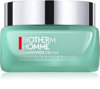 Biotherm Homme Aquapower hydratačný gélový krém 72h