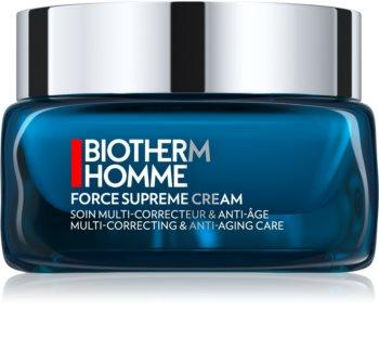 Biotherm Homme Force Supreme remodelační denní krém pro regeneraci a obnovu pleti