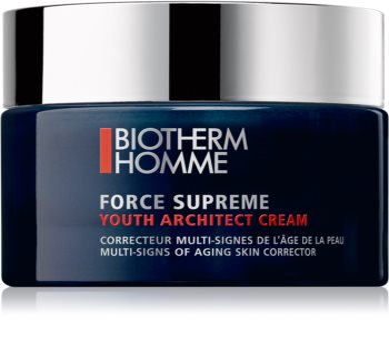 Biotherm Homme Force Supreme Remodellierende Tagescreme für die Regeneration und Erneuerung der Haut