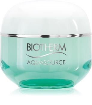 Biotherm Aquasource gel hydratant pour peaux normales à mixtes