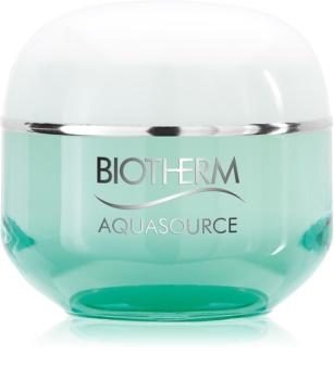 Biotherm Aquasource hydratačný gel pre normálnu až zmiešanú pleť