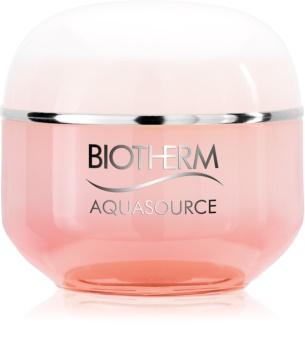 Biotherm Aquasource crema hidratanta si nutritiva ten uscat