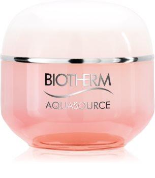 Biotherm Aquasource crema hidratante y nutritiva para pieles secas