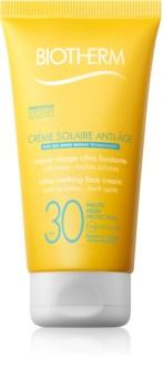 Biotherm Crème Solaire Anti-Âge przeciwzmarszczkowy krem do opalania  SPF 30