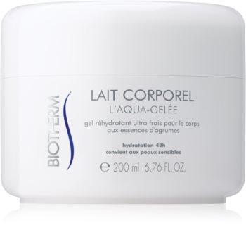 Biotherm Lait Corporel L'Aqua-Gelée Verkoelende Hydraterende Crème voor Gevoelige Huid