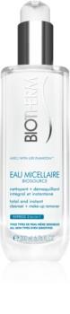 Biotherm Biosource Eau Micellaire apa pentru  curatare cu particule micele pentru toate tipurile de ten, inclusiv piele sensibila