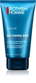 Biotherm Homme Day Control osvežujoč gel za prhanje