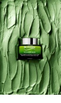 Biotherm Skin Best Wonder Mud masque oxygénant et rénovateur à la boue et extrait d'algues