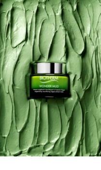 Biotherm Skin Best Wonder Mud Oxidifying and Renewing Mud Mask with Seaweed Extract