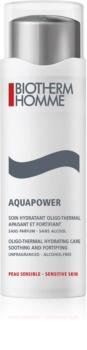 Biotherm Homme Aquapower hydratisierende Pflege zur Beruhigung und Stärkung empfindlicher Haut