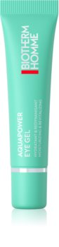 Biotherm Homme Aquapower Eye De-Puffer hidratáló szemkörnyékápoló gél duzzanatokra