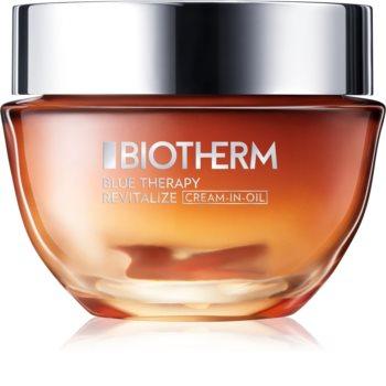 Biotherm Blue Therapy Cream-in-Oil crema nutritiva pentru reparare pentru piele normala si uscata