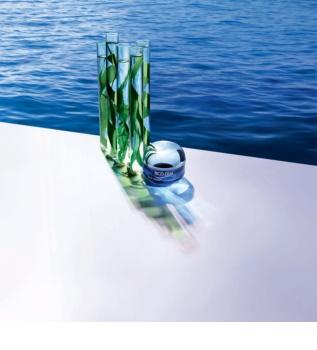 Biotherm Blue Therapy Regenerierende Antifalten-Creme für normale bis gemischte Haut SPF 25