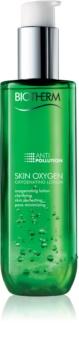 Biotherm Skin Oxygen очищуючий тонік для розширених пор