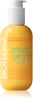 Biotherm Waterlover Sun Milk wasserfeste Sonnenmilch SPF30