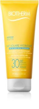 Biotherm Lait Solaire latte abbronzante per viso e corpo SPF 30