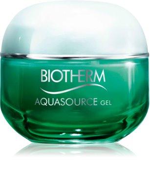Biotherm Aquasource regeneračný a hydratačný gél