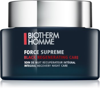 Biotherm Homme Force Supreme regenerierende Nachtpflege