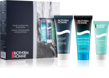 Biotherm Aquafitness lote cosmético II.