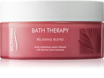Biotherm Bath Therapy Relaxing Blend crema idratante corpo