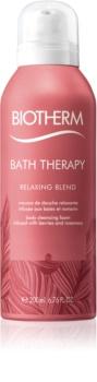 Biotherm Bath Therapy Relaxing Blend reinigend lichaamsschuim