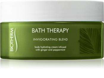 Biotherm Bath Therapy Invigorating Blend Moisturizing Body Cream