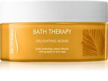 Biotherm Bath Therapy Delighting Blend ενυδατική κρέμα σώματος