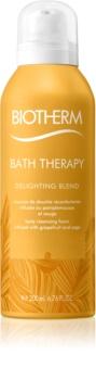 Biotherm Bath Therapy Delighting Blend espuma de duche
