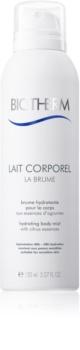 Biotherm Lait Corporel La Brume Body Mist In Spray