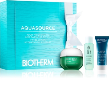 Biotherm Aquasource Cosmetic Set X.